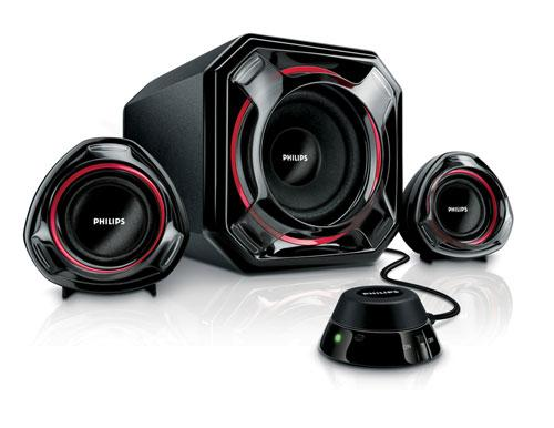 Продукт Philips SPA5300 2.1 Speakers